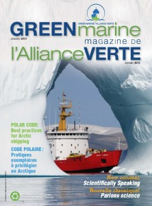 Green Marine Jan 2013
