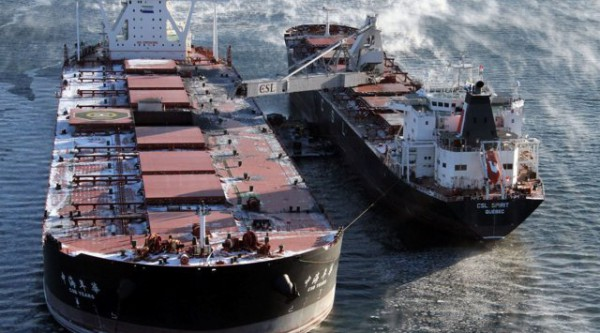 shipping lines prepared for new Seaway season